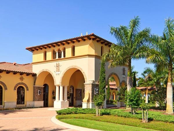 Gran Paradiso community in Venice, Florida